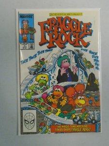 Fraggle Rock #1 4.0 VG (1985 Marvel/ Star Comics)