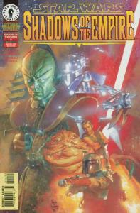 Star Wars: Shadows of the Empire #6 FN; Dark Horse | save on shipping - details