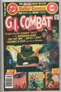 G.I. Combat #208 (Jul-78) FN Mid-Grade The Haunted Tank