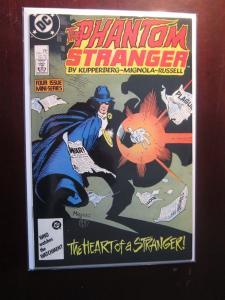Phantom Stranger #1 - 2nd Second Series - VF - 1987