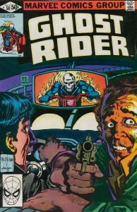 Ghost Rider (Vol. 1) #58 FN; Marvel | save on shipping - details inside