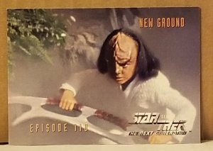 1994 Star Trek The Next Generation #458