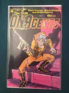 The New DNAgents #7 vol 2