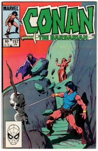 Conan The Barbarian #157 (VF+) No Reserve! 1¢ auction!