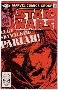 Star Wars (vol. 1, 1977) # 62 FN Michelinie/Simonson/Palmer
