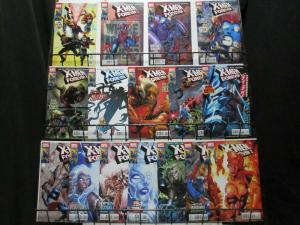 X MEN FOREVER 2 (2010) 1-16  the COMPLETE series!