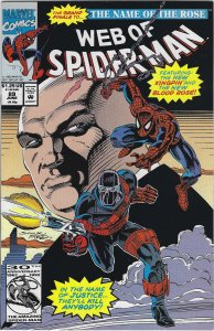 Web Of Spider-Man #89
