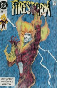 Firestorm, the Nuclear Man #98 VF; DC | save on shipping - details inside