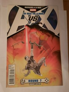Marvel AvsX A Vs X Avengers X-Men Round 7 Variant Cover Awesome!!!