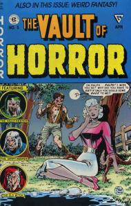 Vault of Horror, The (Gladstone) #5 VF/NM; Gladstone | save on shipping - detail