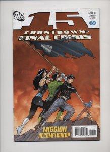 Countdown to Final Crisis #15 (2008)