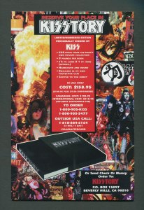 Kiss Psycho Circus #10  / 9.6 NM+ - 9.8 NM-MT  / June 1998