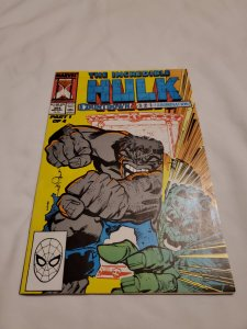 Incredible Hulk 364 Near Mint- Cover by Walt Simonson