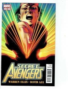 SECRET AVENGERS #18 (2011) MARVEL COMICS VF+