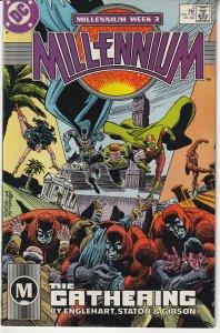 Millennium # 3   Human Evolution comes to the DC Universe