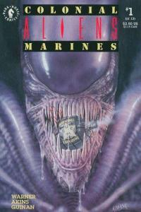 Aliens: Colonial Marines #1, NM (Stock photo)