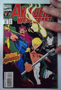 Avengers West Coast #97 (1993)