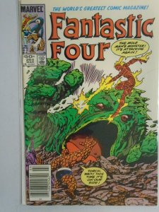 Fantastic Four #264 Newsstand edition 6.0 FN (1984 1st Series)