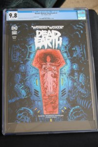 Wonder Woman: Dead Earth, Book One, Variant edition.  9.8 CGC