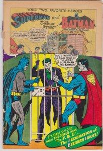 World's Finest Comics #156