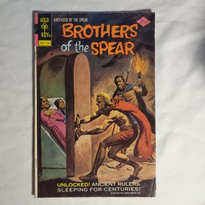 Brothers of the Spear 14 Good-