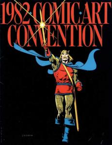1982 Comic Art Convention, The #1 FN; Sea Gate   save on shipping - details insi