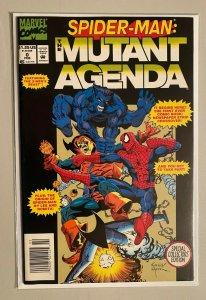 Spider-Man The Mutant Agenda #0 Zero 6.0 FN (1994)