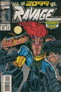 RAVAGE 2099, Vol.1 No.21: The Savage is Loose
