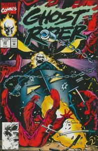 Marvel GHOST RIDER (1990 Series) #22 NM