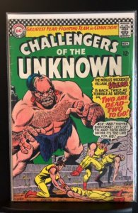 Challengers of the Unknown #52 (1966)
