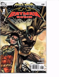 DC Comics Bruce Wayne: The Road Home Batman and Robin One Shot (2010)
