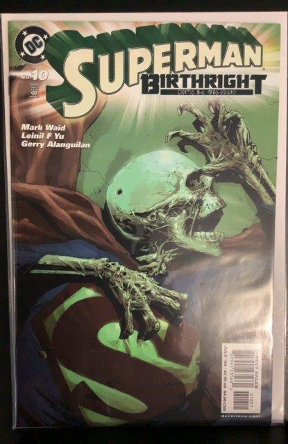 Superman: O Legado das Estrelas (BR) #5 (2004)