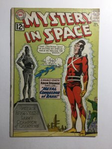 Mystery In Space 79 Gd Good 2.0 DC Comics