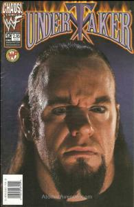 Undertaker #9A VF/NM; Chaos | save on shipping - details inside