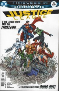 Justice League (3rd Series) #15 FN; DC | save on shipping - details inside