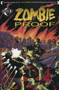 Zombie Proof #1B VF/NM; Moonstone   save on shipping - details inside