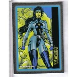 1993 Skybox Ultraverse: Series 1 TECH #38
