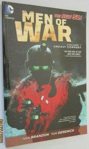 Men Of War The New 52! SCTPB #1 8.0 VF (2012)