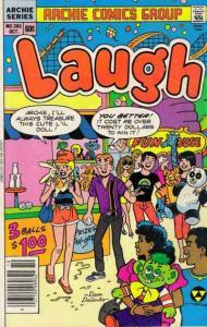Laugh Comics #385, VF+ (Stock photo)
