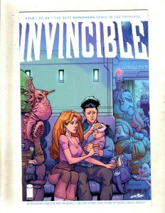 12 Invincible Comic Books # 119 120 121 122 123 124 125 126 128 129 130 131 RP4