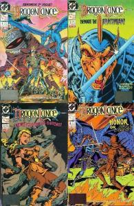 DRAGONLANCE (1988) 1-4  complete premiere story arc!
