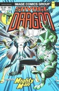 Savage Dragon (1993 series) #86, NM (Stock photo)