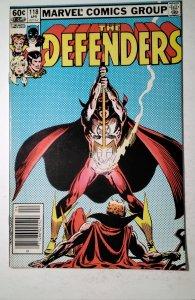 The Defenders #118 (1983) Marvel Comic Book J757