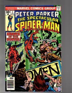 PETER PARKER 2 FINE January 1977