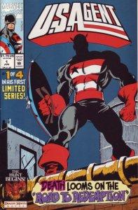 U.S. Agent #1 (ungraded) stock photo