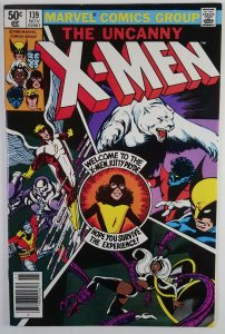 The Uncanny X-Men #139 - First appearance of Sprit - Newsstand - NM - Marvel '80