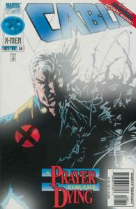 Cable #36 VF; Marvel   save on shipping - details inside
