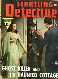 STARTLING DETECTIVE-AUG 1941-SPICY-MURDER-KIDNAP-MUMMIES-poor P