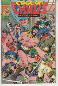 Edge of  Chaos # 1   Mature Readers !!! Hercules was a Sailor ?