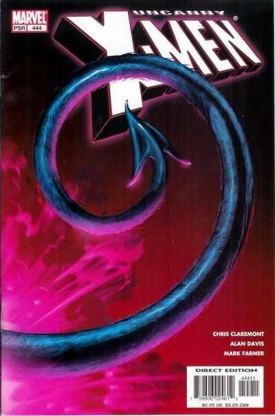 Uncanny X-Men (1981 series) #444, NM (Stock photo)